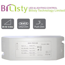 high pfc 70W dali dimmable led light driver with CC mode, ip40