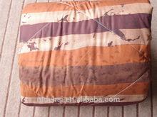 microfiber fleece comforter, quilt, filling 120g polyester