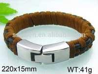 Hot sale factory price elastic stainless steel bracelet