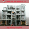 hot sale high rise light steel frame building