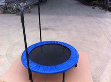 """RFQ 40"""" Kids Foldable Mini Trampoline fitness body building"""