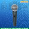 Wire Dynamic Karaoke Echo Microphone (DM-580XLR)
