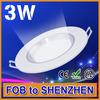 LED Downlight Expert manufacturer free sample retractable ceiling light