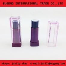 mini purple lipstick case