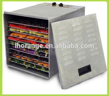 Household Food Dehydrator Stainless Steel Food Dehydrator 10 Layers Food Dehydrator
