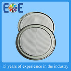 New Zealand export the aluminum peel off end used to pack gor the milk powder