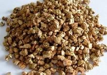 Alta qualidade de prata esfoliada vermiculite+vermiculite pedras