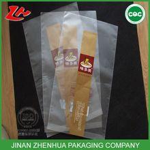 hot sales shandong custom printed bags plastic bag insert