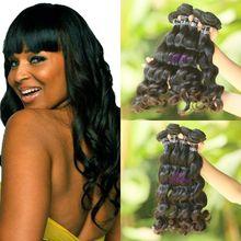 wholesale body wave/wavy/straight/deep wave/kinky curly human hair extension virgin 6a hair indian hair bundle 30 inch