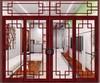 JK-AW9108 Froest glass aluminum alloy interior door sale