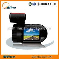 A2S60 Ambarella real FHD 1080p mini size 1.5inch car black box gps