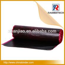 Rubber conveyor belt hot repair material thermal cement