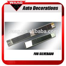 New! GM21175 Aluminium Side Step Bar For Silverado 2014