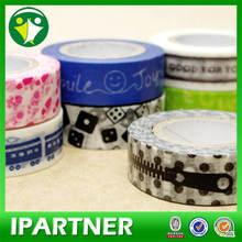 Ipartner Different Pattern tpu tape for wedding dress knitting