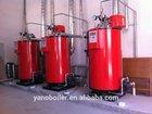 100kg/hr Fuel Diesel Oil /Gas(Natural Gas, LPG, Coal Gas)Fired Steam Boiler in Cooking Industry