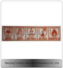 handicrafts hand woven labels