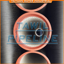 TAWIL high silicon ductile iron pipe class k9 iso2531 en545