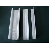 Galvanized stainless metal profile Stud and Track