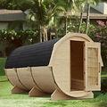 nouveau design vente chaude en europe du marché japonais maison en bois sauna extérieur