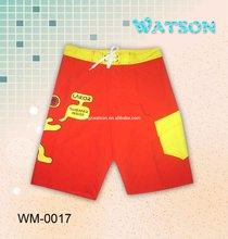 wholesale manufacturer beach wear men's beach shorts board shorts