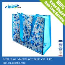 Best sale pp non woven shopping bag/ pp non woven shopper bag