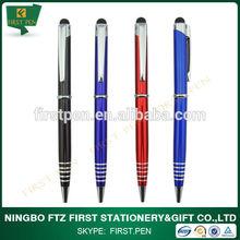 Most Popular Slim Metal Stylus Pen For Ipad/Iphone,Digital Touch Pen