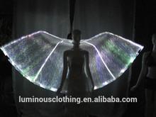 Unique design luminous butterfly wings wholesale for dance performance