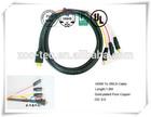 low price mini dv to hdmi cable