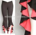 latest fashion sex leg pants for women, hot design sex leg pants, women pants