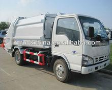 Garbage Trash Compactor Truck
