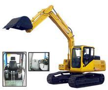 13.5 ton di controllo idraulico escavatore cingolato escavatore terne