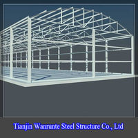 low cost prefabricated house modern prefab light steel structure homes building