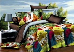 new design for Home Use 100% polyester cotton bedsheet /Beddings sets