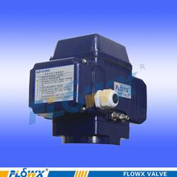 Butterfly VALVE AC220V electronic valve actuators