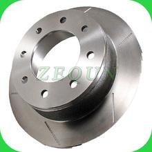 Passenger brake disc for various automobile brake disc