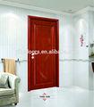 entrada principal completa sólida puerta de madera de diseño