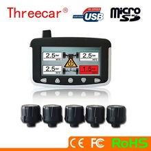 Free sample Water resistant easy to install 5 wheels tpms