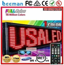 outdoor advertising led display screen prices waterproof dvi led controller rgb display outdoor smd 5050 led module