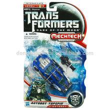 Deluxe Action Figure Lunarfire Autobot Armor Topspin/ Autobot Armor Topspin Prime robot model Action Figure