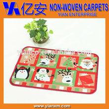 Christmas PET/Polypropylene household doormats