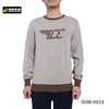Two tone Men Wool Knitted Sweater