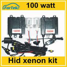 100 watt hid xenon kit h4 h7 h13 9005 9006 9007 35w 55w 6000k 4300k 8000k,30000k