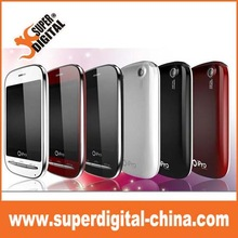 """2.8"""" QVGA MTK6250A Loud speaker touch screen PDA mobile phone with TV"""