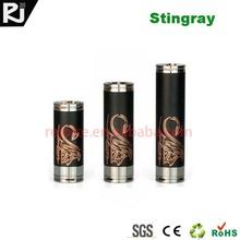 china wholesale e cigarette mechanical stingray mod clone eagle smoke e cigarette