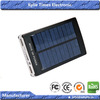 10000mah solar charger Dual USB for iPhone Samsung Nokia Blackberry solar charger mobile phone