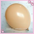2014 hot sell fresh inflatable logo printed led lighting party balloon ball