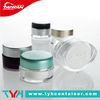 3ml 5ml sample plastic travel containers for cosmetics