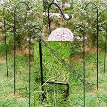 """84"""" Ornamental Shepherd Hook for Garden"""