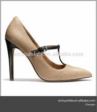 folding high heel shoes