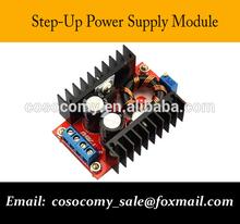 150w 12v/24v 10-32v to 12-35v DC Boost Step up Converter Car Laptop Regulated Power Supply